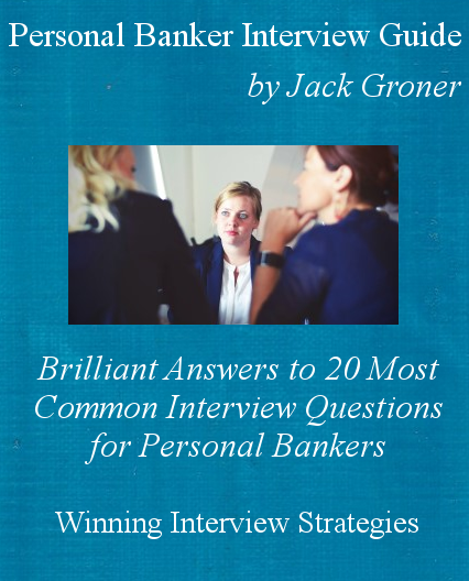 cover of perosnal banker interview guide
